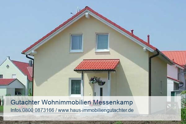 Immobiliengutachter Wohnimmobilien Messenkamp